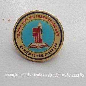 logo huy hiệu cài áo 8
